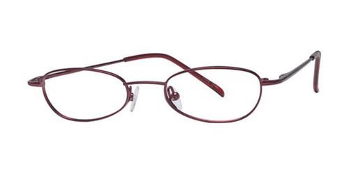 Burgundy K12 4006 Eyeglasses