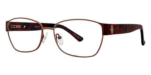 Brown Avalon 5062 Eyeglasses.