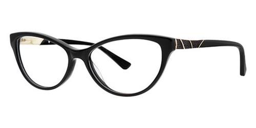 Black Avalon 5066 Eyeglasses.