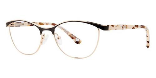 Black Avalon 5072 Eyeglasses.