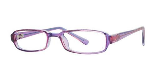 Purple/Blue Parade PK13 Eyeglasses.