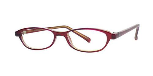 Red Multi Parade PK12 Eyeglasses.