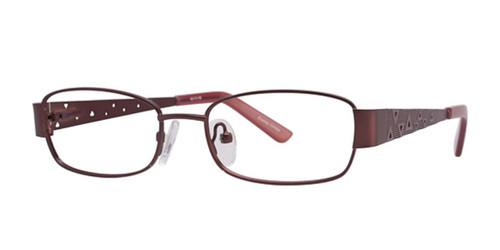 Brown/Honeysuckle K12 4060 Eyeglasses