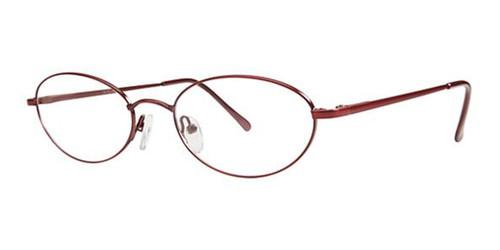 Burgundy Elan 9259 Eyeglasses - Teenager.