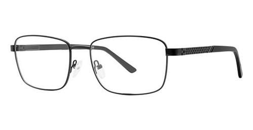 Black Elan 3420 Eyeglasses.