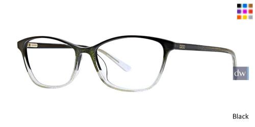 Black Xoxo Sutton Eyeglasses.