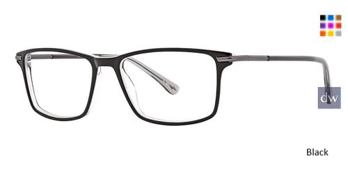 Black Argyleclture Ayler Eyeglasses.