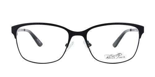 Black BELLA ITALIA 1229 Eyeglasses