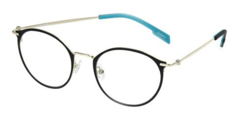 Black Reebok RV8510 Eyeglasses - Teenager