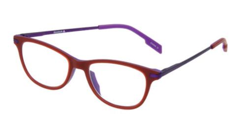 Burgundy Reebok RV9008 Eyeglasses - Teenager