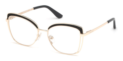 Pale Gold Marciano GM0344 Eyeglasses.
