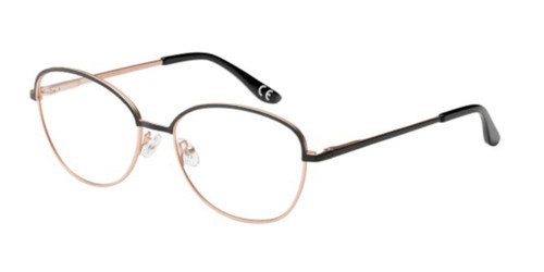 Black Corinne McCormack Varick Eyeglasses