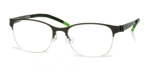 Brown Free-Form FFA907 Eyeglasses - Teenager