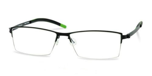 Black Free-Form FFA908 Eyeglasses.