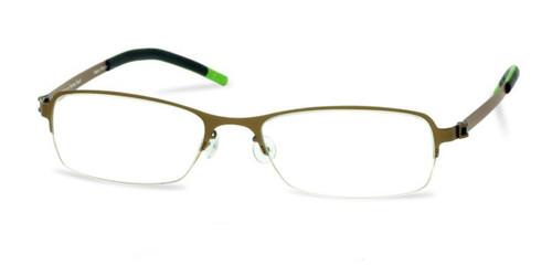 Copper Free-Form FFA909 Eyeglasses.