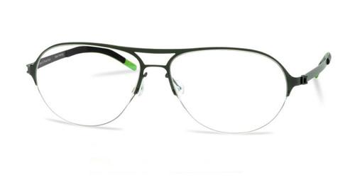 Dark Gunmetal Free-Form FFA911 Eyeglasses