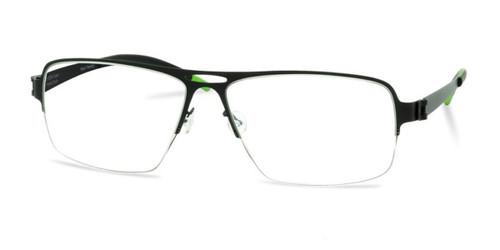 Black Free-Form FFA912 Eyeglasses
