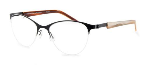 Black Free-Form FFA913 Eyeglasses