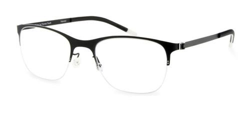 Black Free-Form FFA918 Eyeglasses