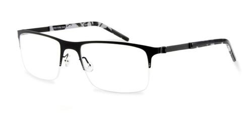 Black Free-Form FFA919 Eyeglasses