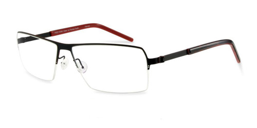 Black Free-Form FFA920 Eyeglasses