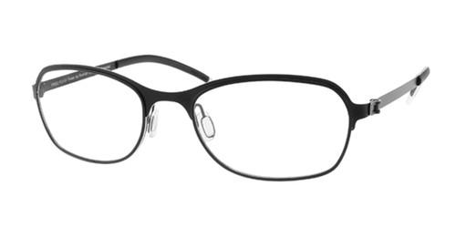 Black Free-Form FFA941 Eyeglasses