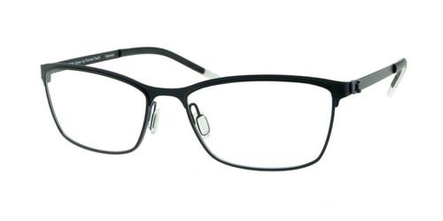 Black Free-Form FFA943 Eyeglasses