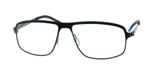 Black Free-Form FFA946 Eyeglasses