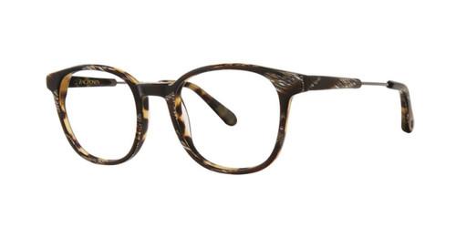 Black Horn Zac Posen Oliver Eyeglasses - Teenager.