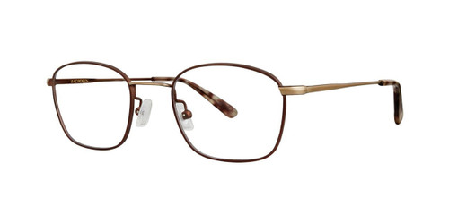 Antique Brown Zac Posen Delany Eyeglasses - Teenager.