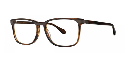 Blonde Tortoise Zac Posen Nolan Eyeglasses.