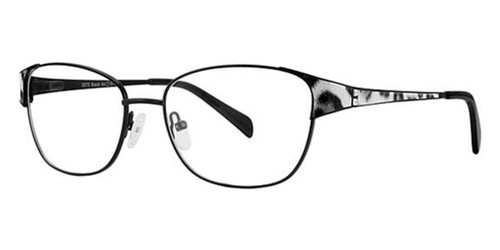 Black Avalon 5075 Eyeglasses.