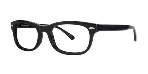 Black Zac Posen Olivier Eyeglasses.