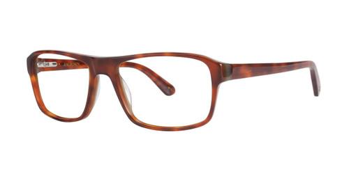 Kobe Tortoise Zac Posen Maurice Eyeglasses.