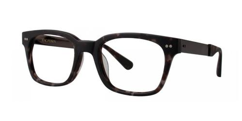 Grey Tortoise Zac Posen Micha Eyeglasses.