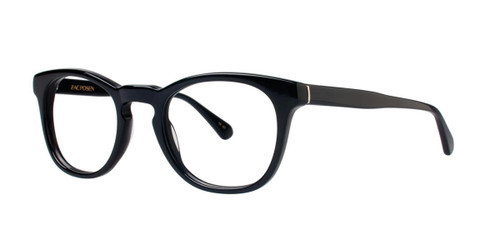 Black Zac Posen Director Eyeglasses - Teenager.