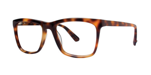 Tortoise Zac Posen Aesthete Eyeglasses.