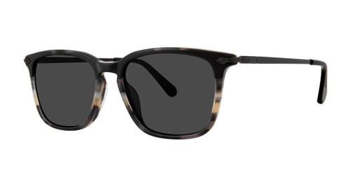 Charcoal Tortoise Zac Posen Rex Sunglasses.