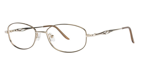 Gold (c02) C By L'Amy 508 Eyeglasses.