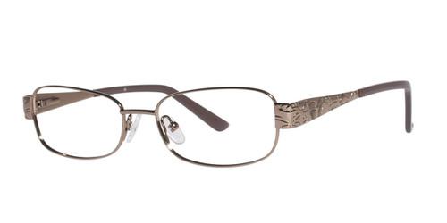 Brown (c01) C By L'Amy 517 Eyeglasses.