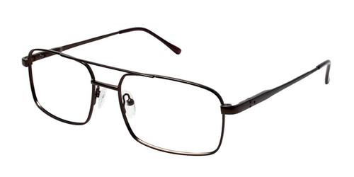 Brown (c03) C By L'Amy 614 Eyeglasses.