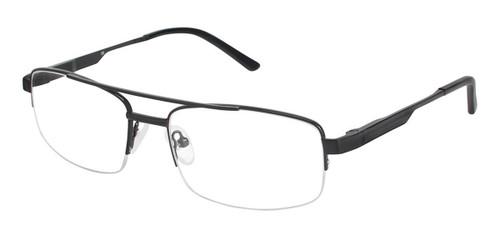 Black (c01) C By L'Amy 618 Eyeglasses