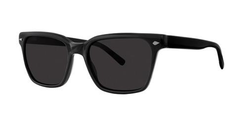 Black Zac Posen Classon Sunglasses.