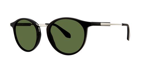 Black Zac Posen Lenihan Sunglasses.