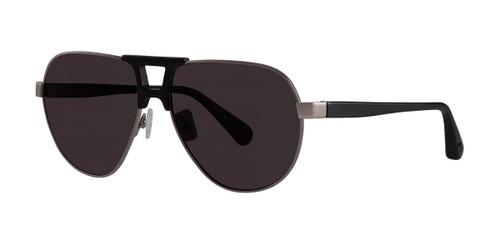 Black Zac Posen Arroh Sunglasses.