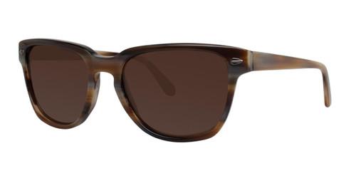 Horn Zac Posen Daan Sunglasses.