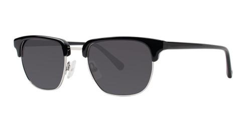 Black Zac Posen Filip Sunglasses - Teenager.