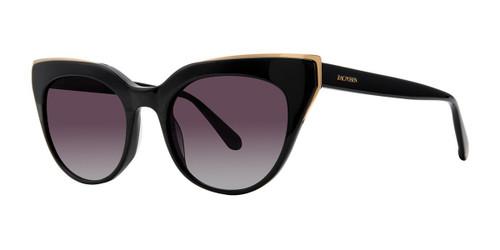 Black Zac Posen Thiola Sunglasses.