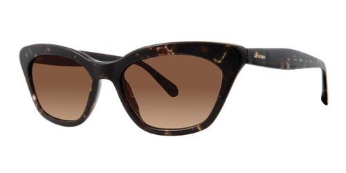 Black Gold Zac Posen Dolly Sunglasses.