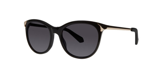 Black Zac Posen Johanna Sunglasses.